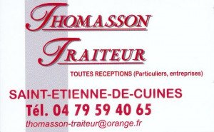 THOMMASSON TRAITEUR